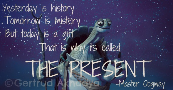 Master Oogway Quotes Quotesgram