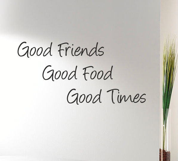 Quotes About Food With Friends : Eating with friends quotes quotesgram
