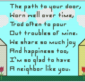 the good neighbor parents guide