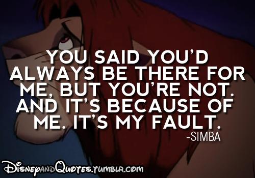 Lion King Movie Quotes Tumblr Simba Lion King Quotes...
