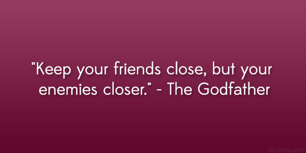 Friendship Quotes Godfather : Godfather quotes about loyalty quotesgram