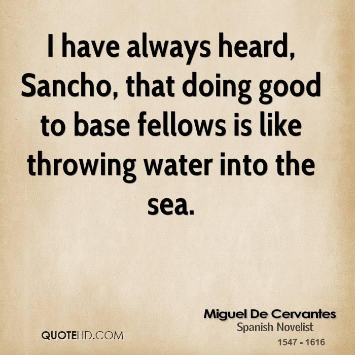Don Quixote Quotes: Cervantes Quotes In Spanish. QuotesGram