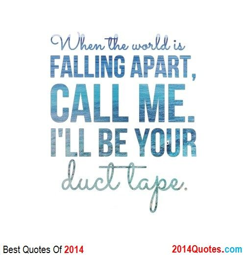 My Relationship Is Falling Apart: World Falling Apart Quotes. QuotesGram
