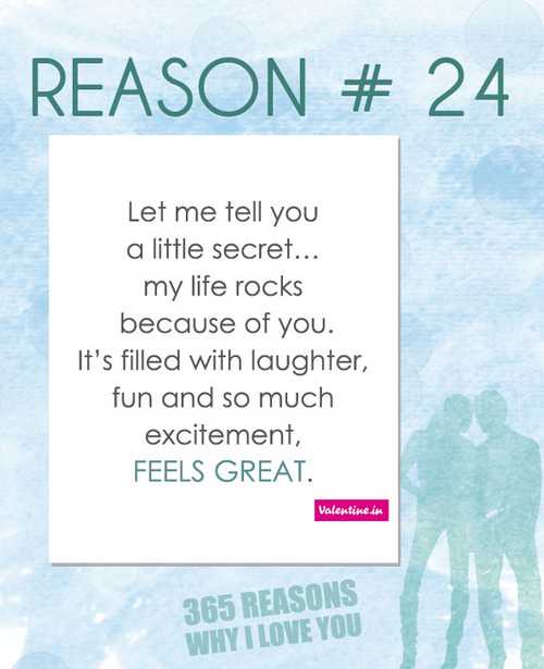 reasons why i love you quotes for her
