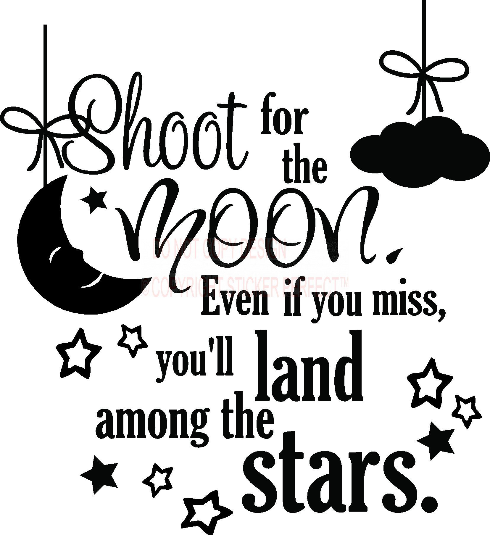Bruce Lee Moon Quote: Shoot For The Moon Quotes And Sayings. QuotesGram