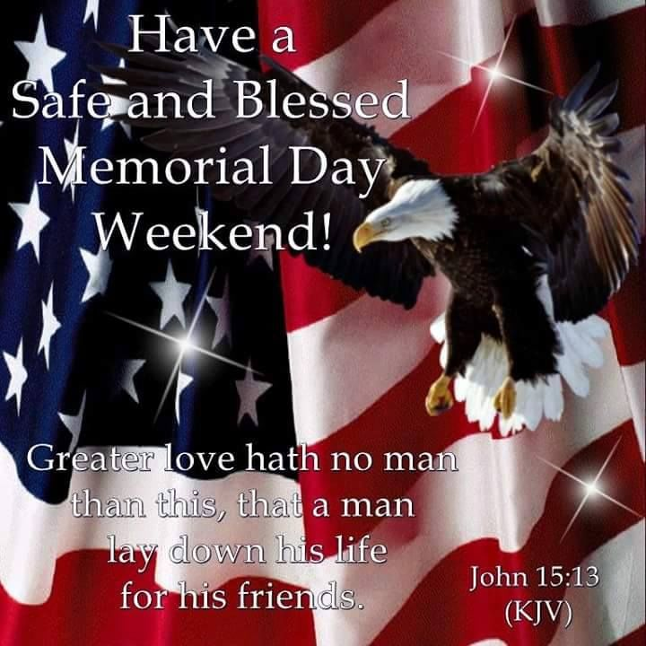 Memorial Day Quotes Inspirational: Blessed Weekend Quotes. QuotesGram