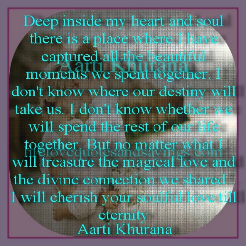 Deep Love Quotes And Sayings. QuotesGram