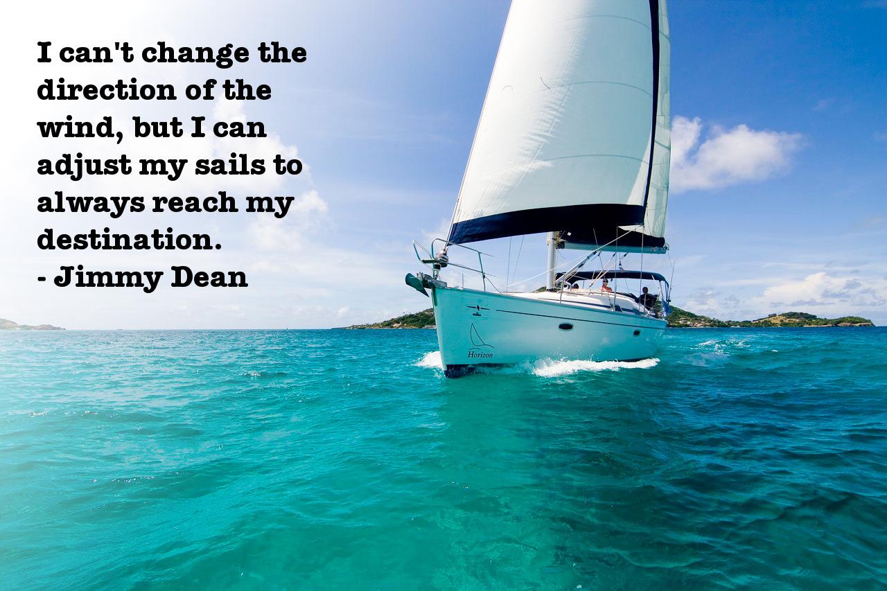 Sailing Quotes: Jimmy Dean Quotes. QuotesGram