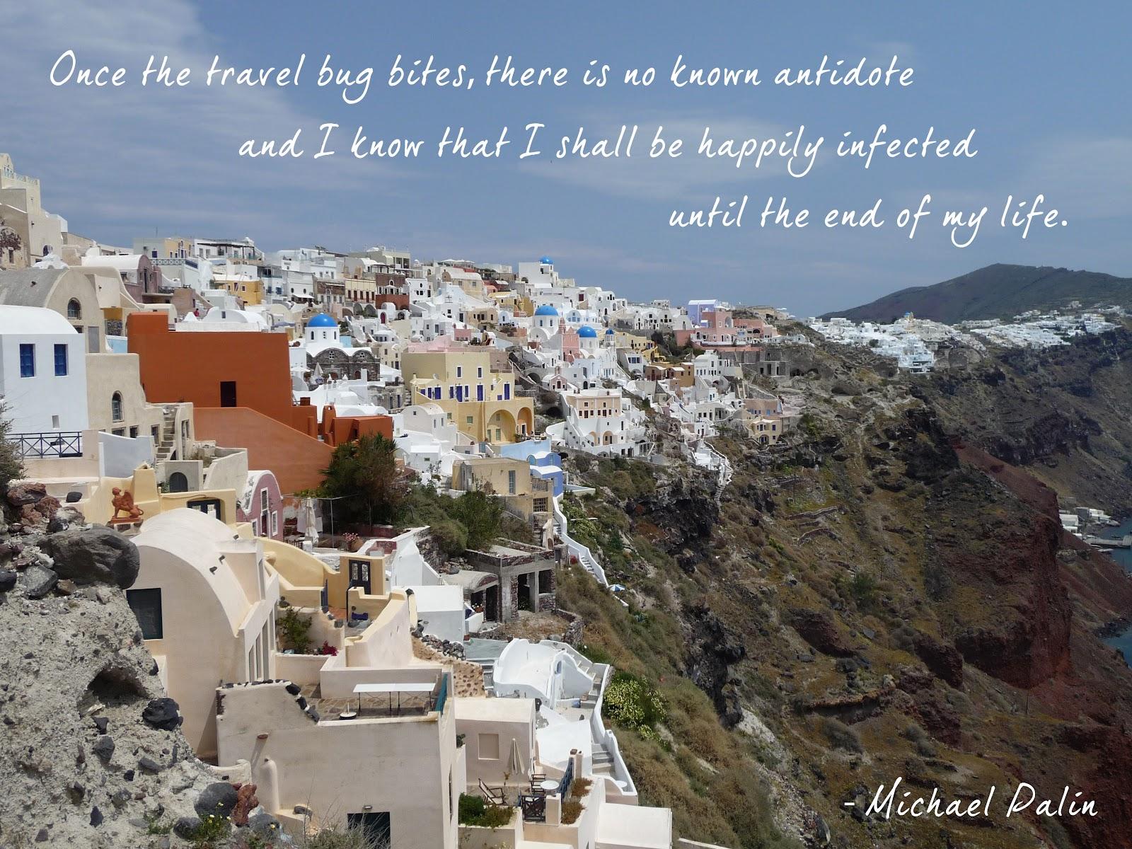 Quotes About Santorini Greece Quotesgram