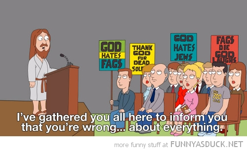 God hates porn