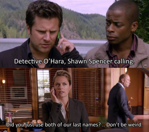 shawn spencer and juliet ohara relationship help