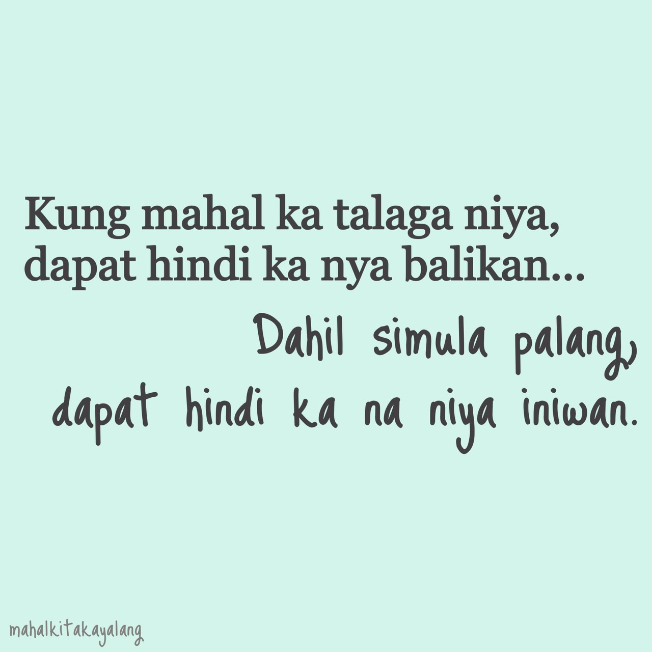 Image Result For Inspirational Love Quotes Tagalog Twitter
