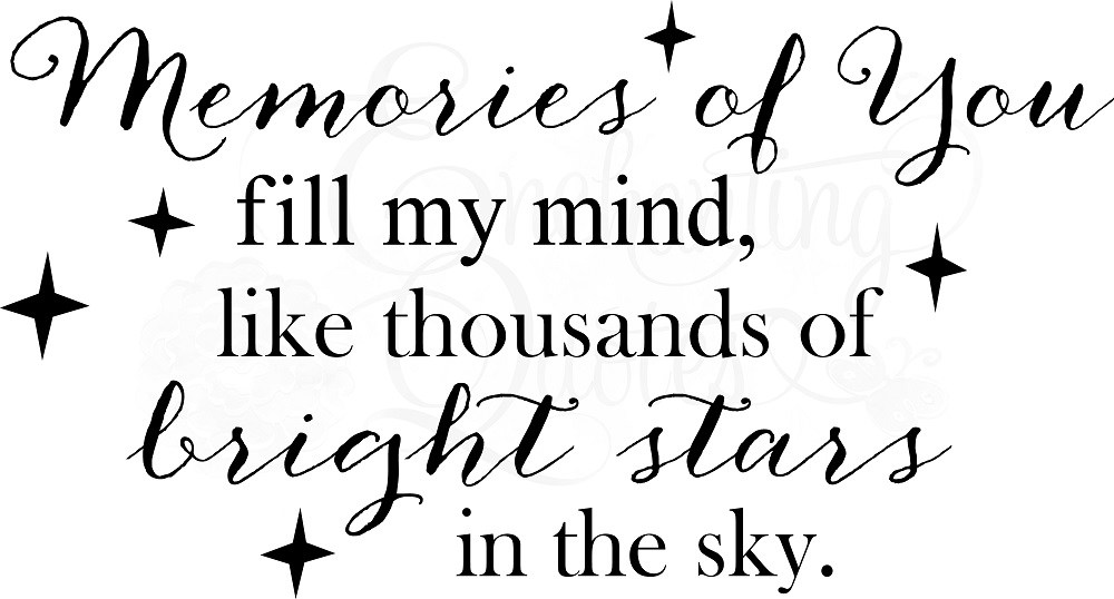 memories of you quotes quotesgram