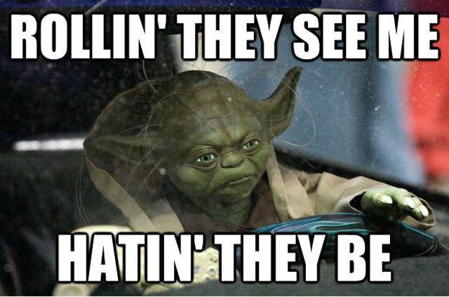 Yoda Meme Funny Yoda Quotes On F...