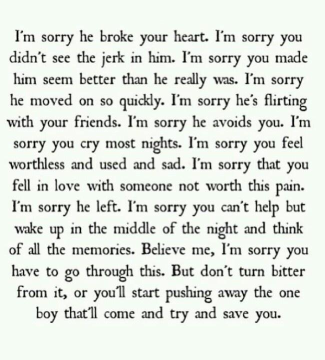 I Am Sorry I Love U Quotes: Best To Him Im Sorry Quotes. QuotesGram