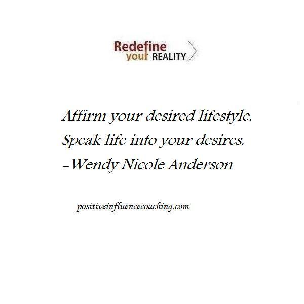 Speaking Life Inspirational Quotes. QuotesGram
