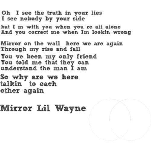 From Lil Wayne Quotes Mirror. QuotesGram