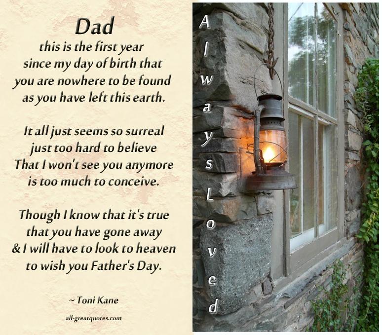 Memorial Quotes For Parents Quotesgram: In Loving Memory Dad Quotes. QuotesGram