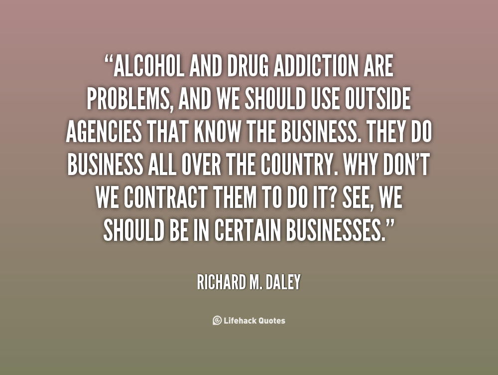 the problem of alcohol and drug abuse essay Professionally written papers on this combating drug and alcohol abuse at city ice and as a person begins to achieve control over their drinking problem.