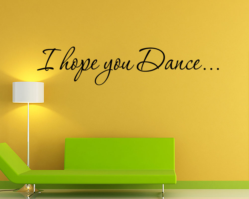 I Hope You Dance Quotes. QuotesGram
