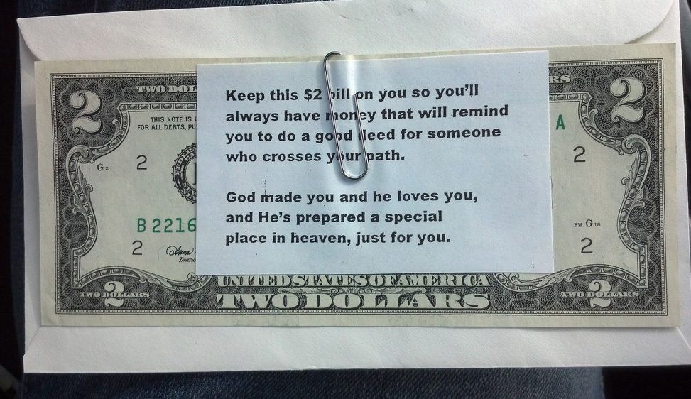 The Bible - Random Acts Of Kindness