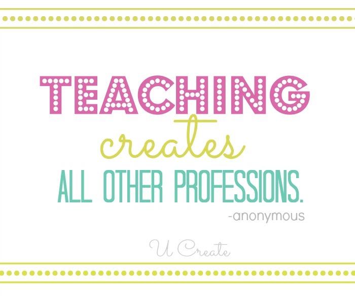 Cute Teacher Appreciation Quotes. QuotesGram