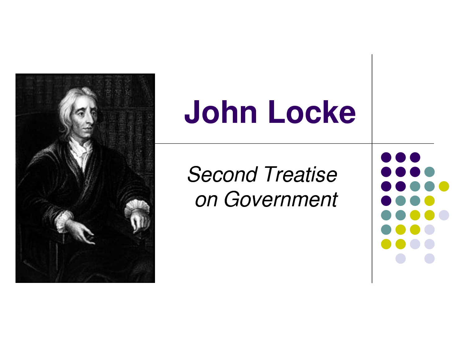 social contract theory of john locke Locke, like hobbes before him, frames modern society through explanation of a social contract and progression away from a (fictional) state of nature.