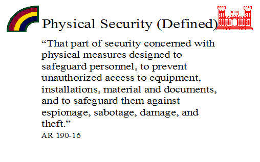 army sensitive item accountability