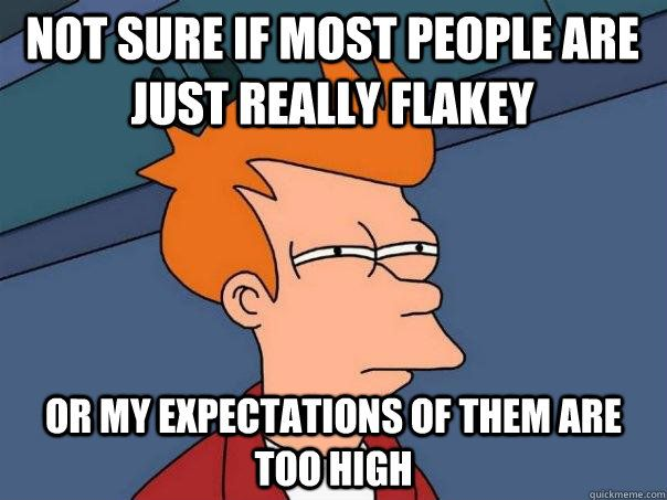Flaky People Quotes. QuotesGram