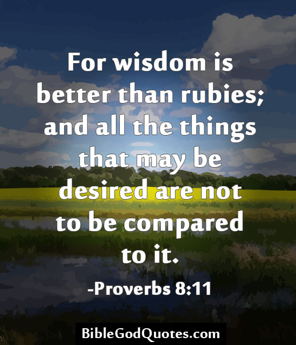 Christian Quotes About Wisdom Quotesgram