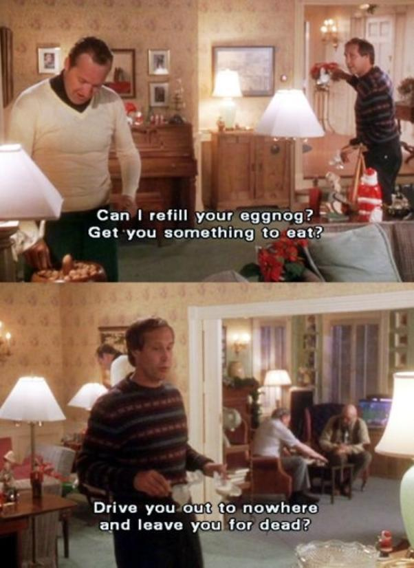 Christmas Vacation Santa Quote: From Christmas Vacation Movie Quotes. QuotesGram