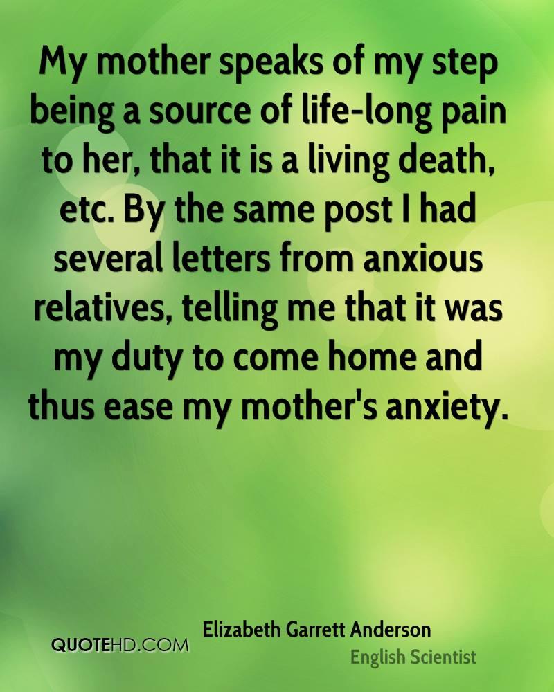 Elizabeth Garrett Anderson Quotes. QuotesGram