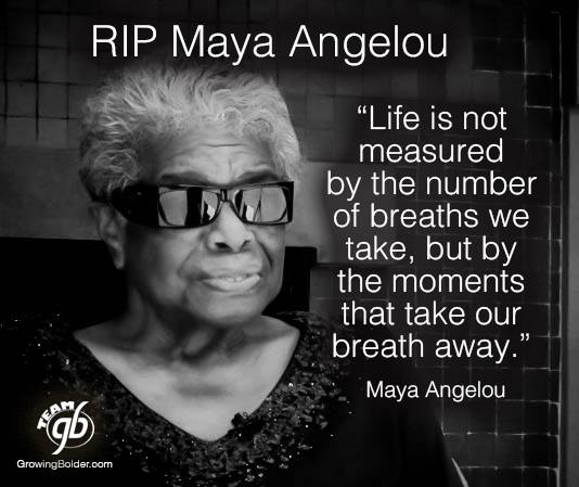 Maya Angelou Motivational Quotes Quotesgram