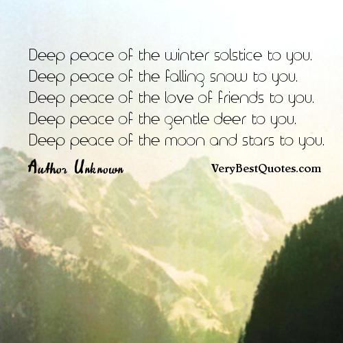 Peace Quotes Inspirational Quotes Quotesgram
