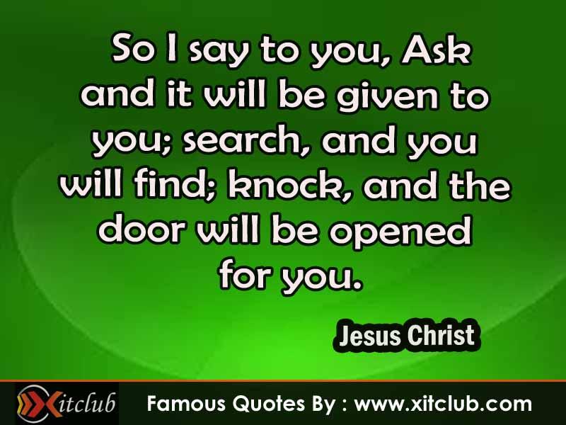 Best Jesus Quotes. QuotesGram