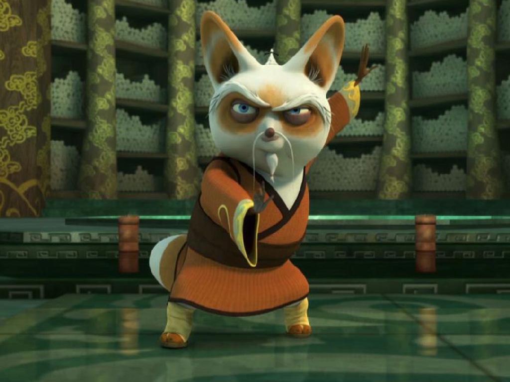 Quotes From Kung Fu Pa... Kung Fu Panda Po And Shifu
