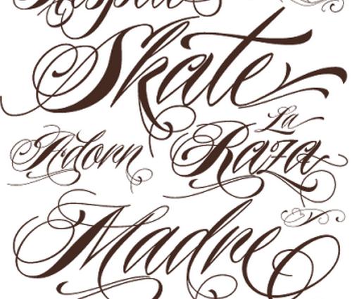 Quotes In Cool Script Font. QuotesGram