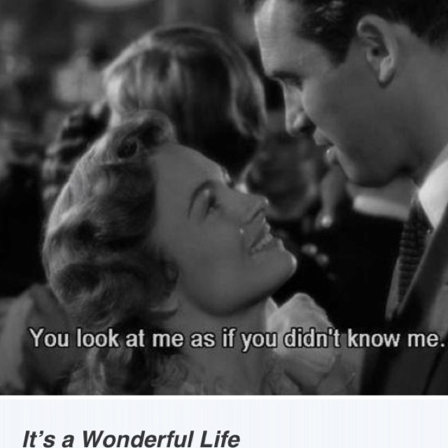 Movie Quotes About Life: Its A Wonderful Life Movie Quotes. QuotesGram