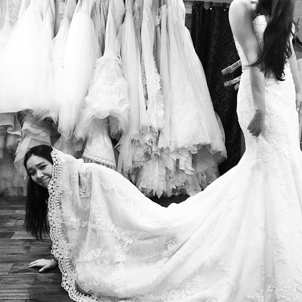 Wedding Gown Quotes: Wedding Dress Shopping Quotes. QuotesGram