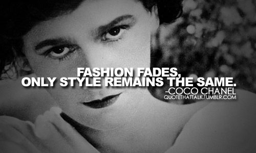 Coco Chanel Makeup Quotes. QuotesGram
