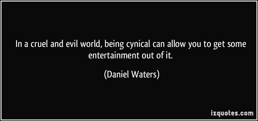 Evil World Quotes. Quo...