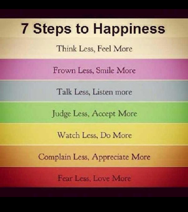 12 scientifically proven steps to happiness