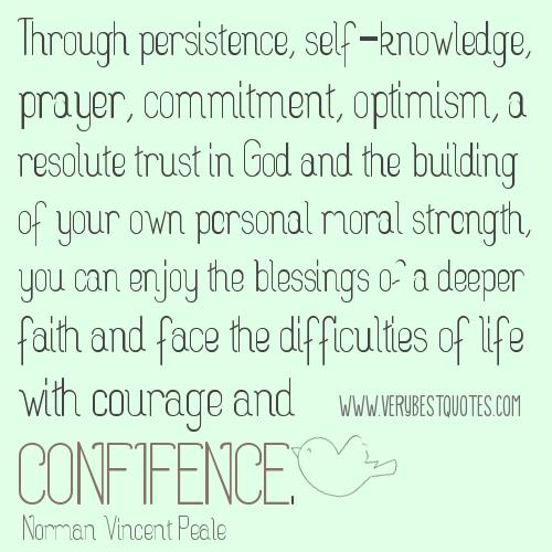 how to build faith in prayer