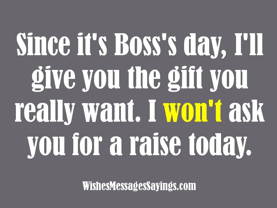 Boss Quotes And Sayings. QuotesGram