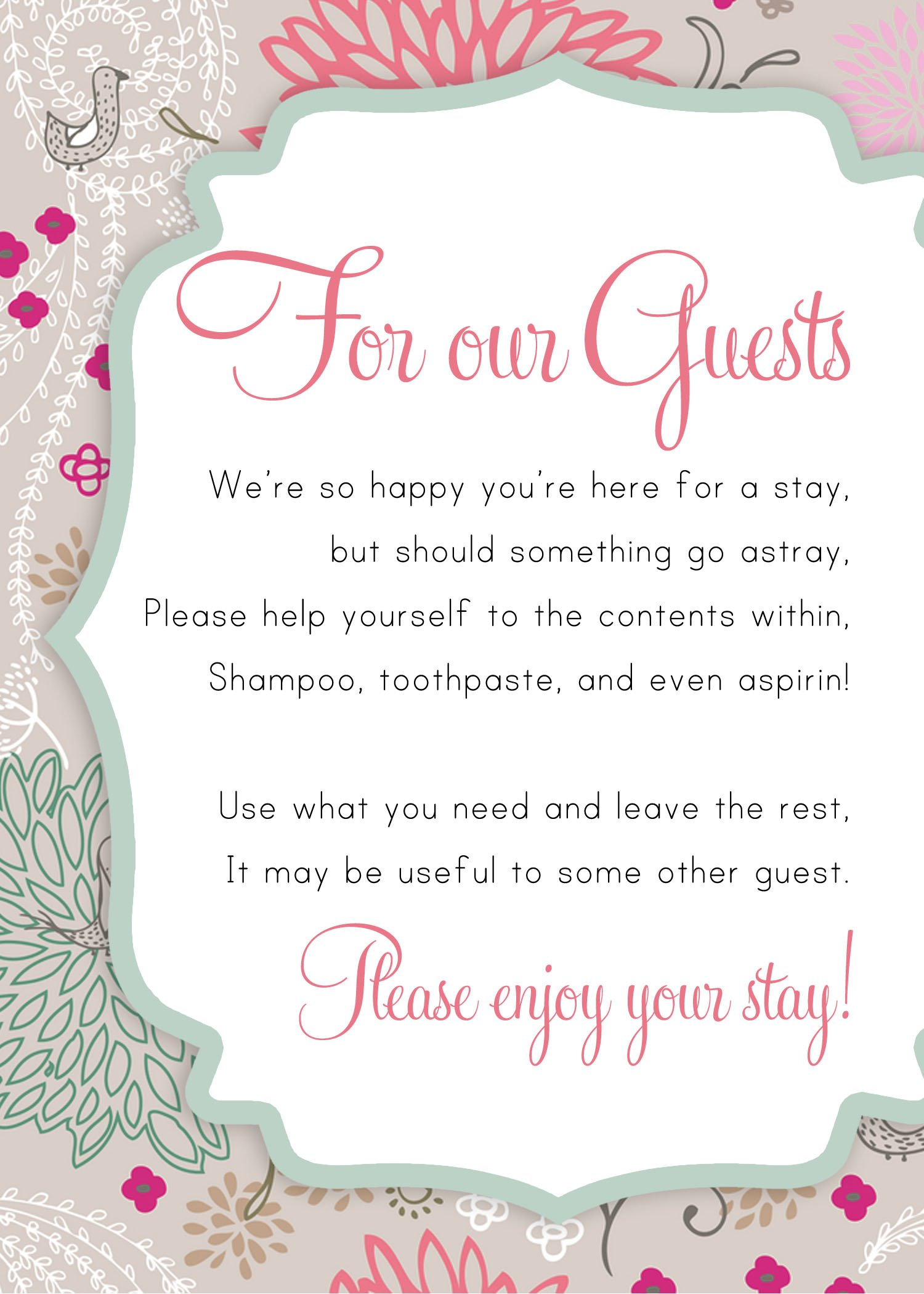 Quotes For Guest Hotel Quotesgram