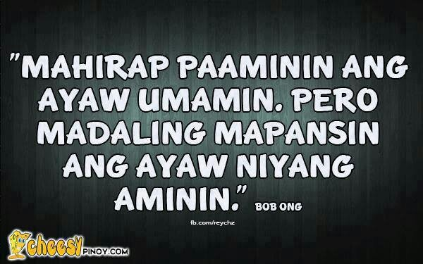 Bob Ong Quotes English Quotesgram