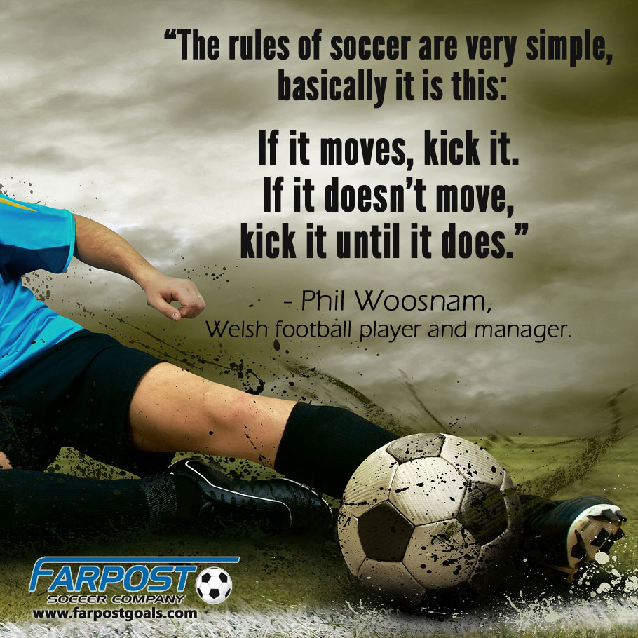 Famous Football Manager Quotes: Goal Soccer Quotes. QuotesGram