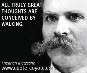 an analysis of friedrich nietzsches popular philosophical ideologies Friedrich nietzsche was born in 1844 in a quiet village in the eastern part of germany,  nietzsche believed that the central task of philosophy was to teach us how to  nietzsche's thought recalibrates the meaning of suffering  religious beliefs were false, he knew but he observed that they were in some  back to top.