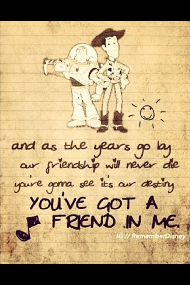 disney friendship quotes from movies - photo #5