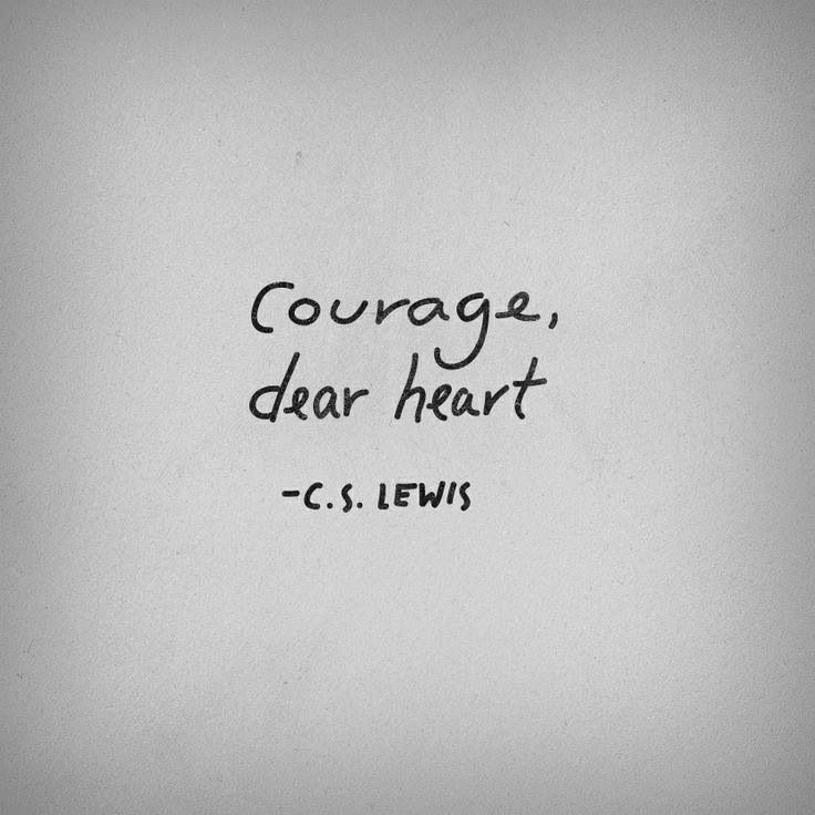 152 Best Tattoo Quotes To Express The Inner Word Of Yours: Inspirational Quotes By Cs Lewis. QuotesGram